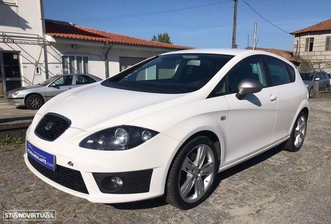 SEAT Leon FR 2.0TDi 170cv