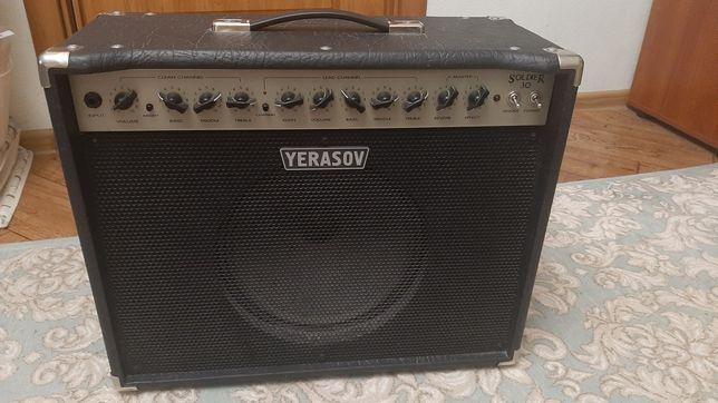 Ламповый гитарный комбик YERASOV Soldier 30