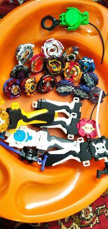 Іграшки Бейблейди