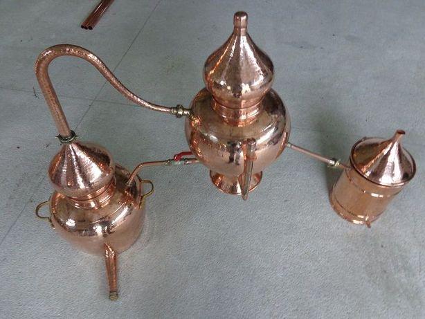 Alambique charentais 10 litros