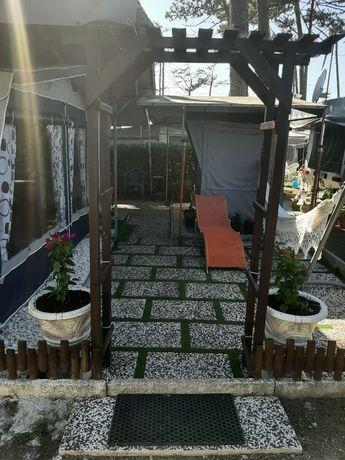 Caravana fixa Camping Furadouro