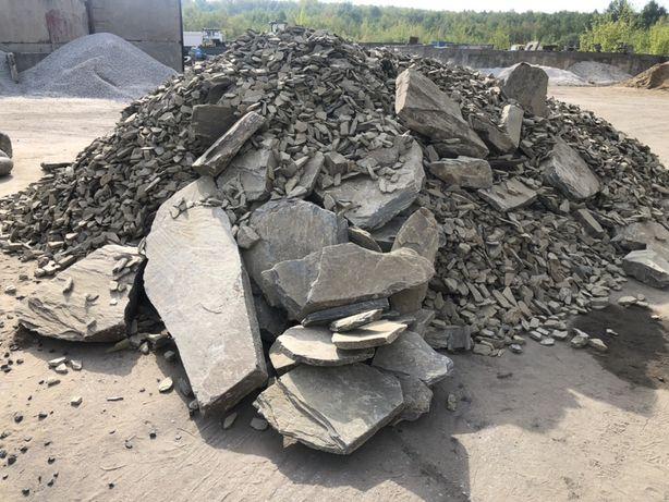 Kamień Zamkowy Wapienny Kliniec żwir piach Otoczak inne kruszywa