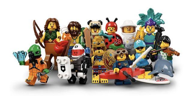 Lego Minifiguras Série 21