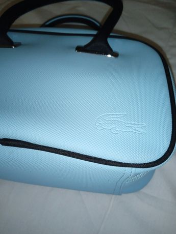 Baby blue Lacoste Bag