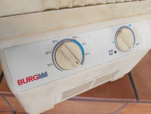 Nawlilżacz powietrza jonizator ultradźwiękowy Burg