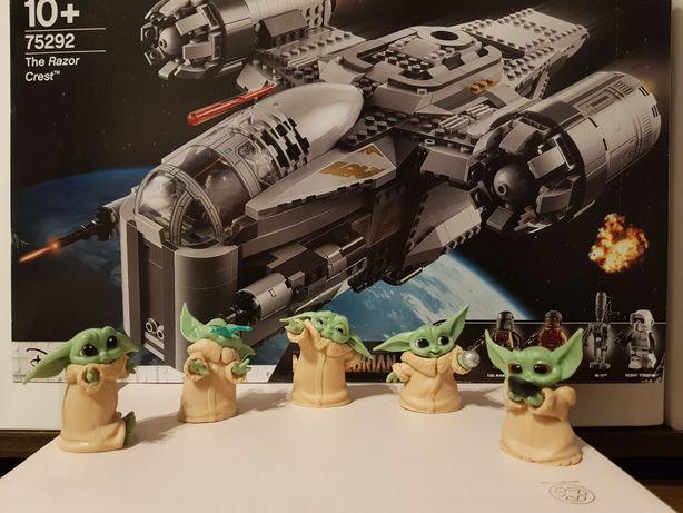 Figurki Baby Yoda - Grogu - Star Wars
