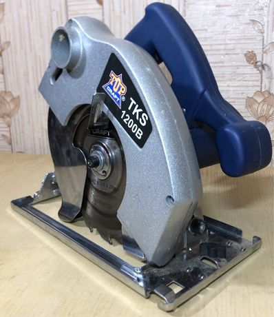 Дискова пила → TOP Craft TKS 1200B   1.2 кВт.   Ø диску - 185 мм.