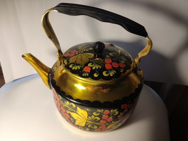 Чайник периода СССР