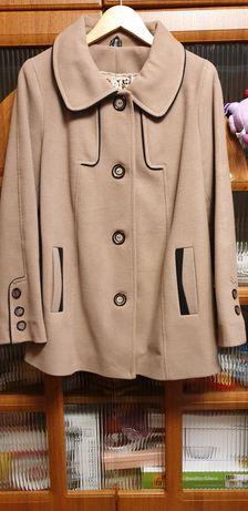 Женское Кашемировое пальто 52 размер