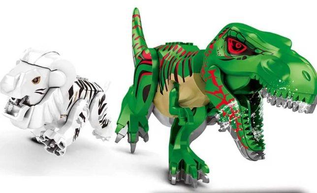 JURASSIC WORLD 2 Animal Park Dinozaur Dinozaury zestaw 2szt NOWOŚĆ