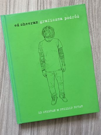 """Biografia """"Graficzna Podróż"""" Ed Sheeran"""