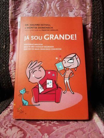 Livro Já sou grande!