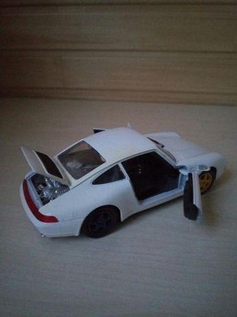 Машина, машинка, модель Порше
