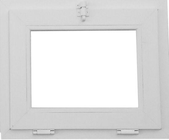 Okna PCV Pvc gospodarcze inwentarskie piwniczne