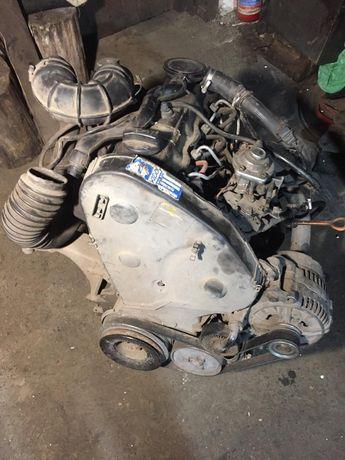 Мотор 1,9 турбодизель