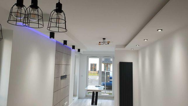 Wykończenia wnętrz remont glazura podłogi kompleksowo łazienka
