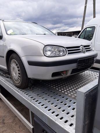 Części Volkswagen VW Golf 4 1.9 TDI Maska Felgi Stalowe Drzwi Przednie