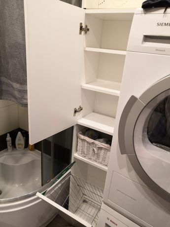 Słupek szafka kosz na pranie