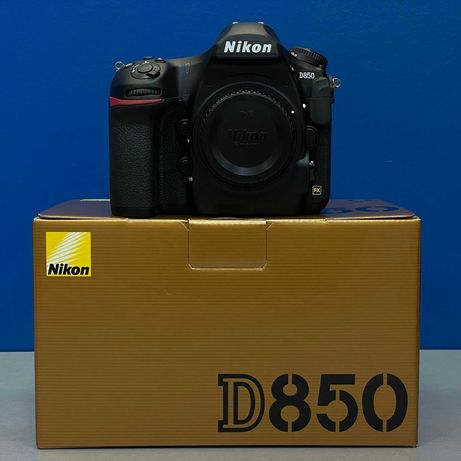 Nikon D850 (Corpo) - 45.7MP