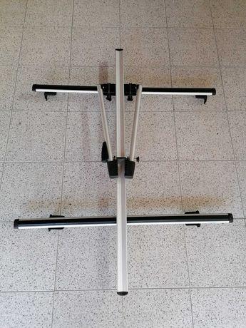 Barras tejadilho e porta bicicletas bmw serie 3 f30