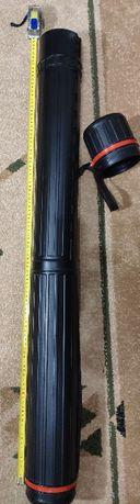 Бесплатная доставка Тубус ватмана для чертежей A1 A0 телескопический