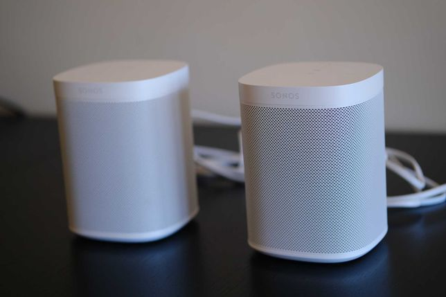 Colunas wireless Sonos One Gen 2
