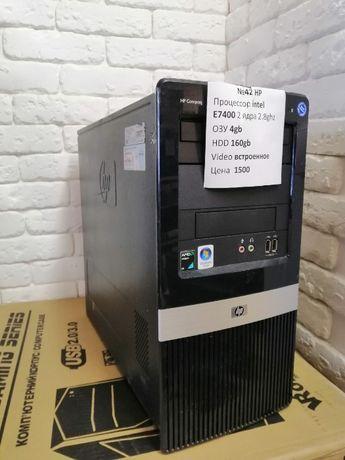 Компьютер Intel AMD 2 ядра 4гб ОЗУ 500гб диск Гарантия от магазина!