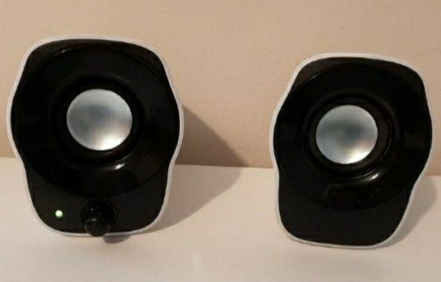 Głośniki logitech stereo speaker z120