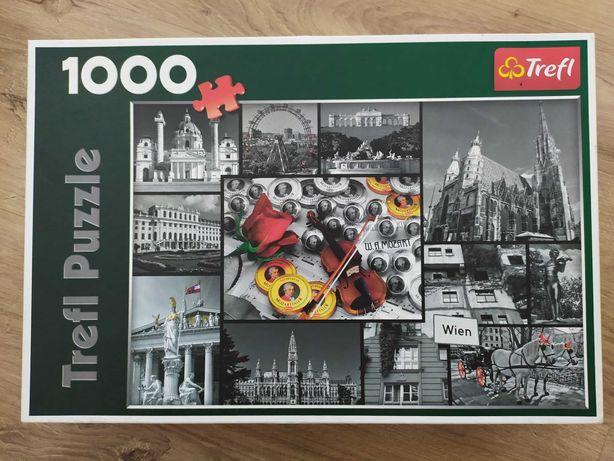 Puzzle Trefl 1000 sztuk