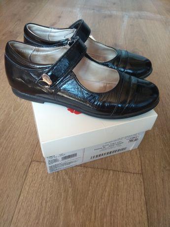 Туфли 35 размер кожа