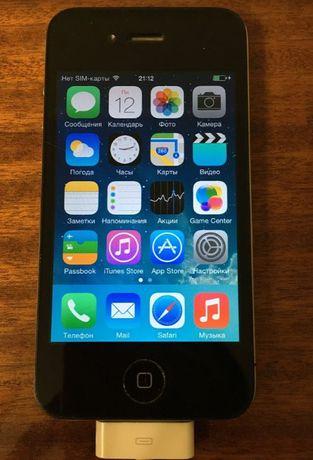 iPhone 4s Black Перший власник (без негативних передісторій)