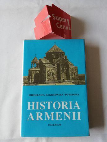 "książka ""historia Armenii"" Mirosława Zakrzewska Dubasowa"
