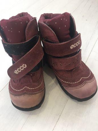 Зимние ботиночки Ecco 24 размер