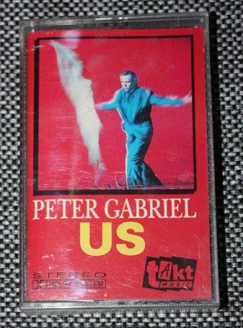 Kaseta magnetofonowa Peter Gabriel Us