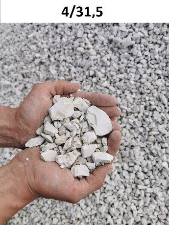 Konieczno - Grys Kamień Wapno Kruszywo na podjazd