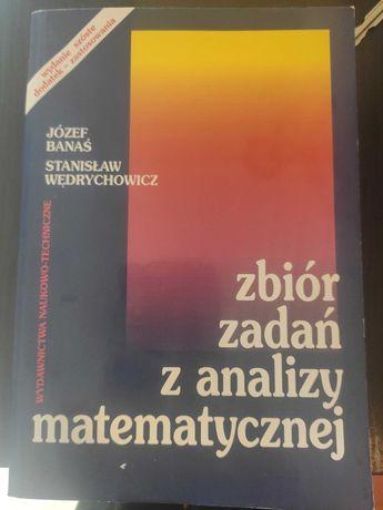Książka Zbiór zadań z analizy matematycznej