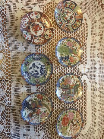 Колекційні настінні тарілки