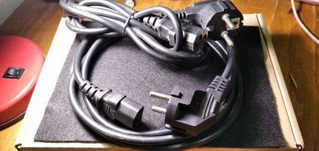 Кабель питания, сетевой кабель