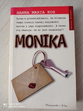 Hanna Maria Kos - Monika