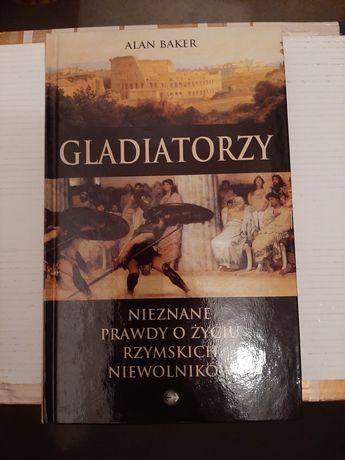 Gladiatorzy nieznane prawdy o życiu rzymskich niewolnikow