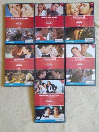 DVD- Pozew o miłość, Powiedz tak, Moje wielkie greckie wesele