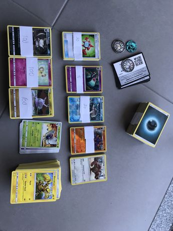Bulk cartas pokemon sun and moon