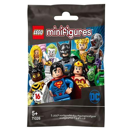 Конструктор LEGO Minifigures DC Super Heroes