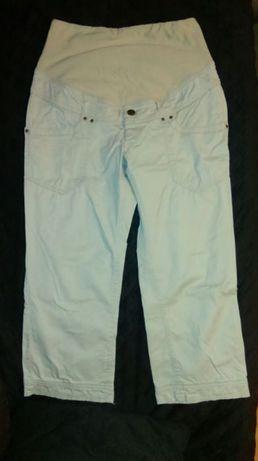 rybaczki/spodnie 3/4 ciążowe - H&M rozmiar 40 + gratis