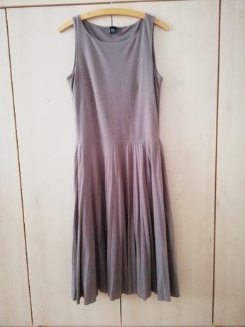 sukienka plisowana bc