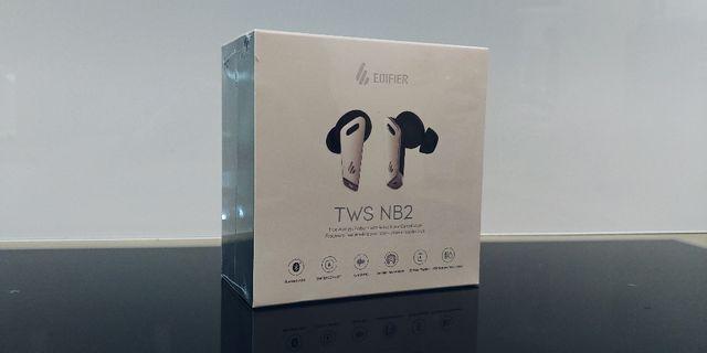 Słuchawki bezprzewodowe Bluetooth Edifier TWS NB2 ANC