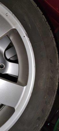 Opony 205/55/16 - felgi aluminiowe 5x114,3  16 hyundai