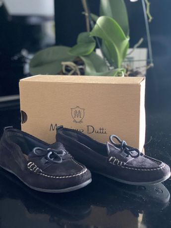Buty Massimo Dutti dla chłopca