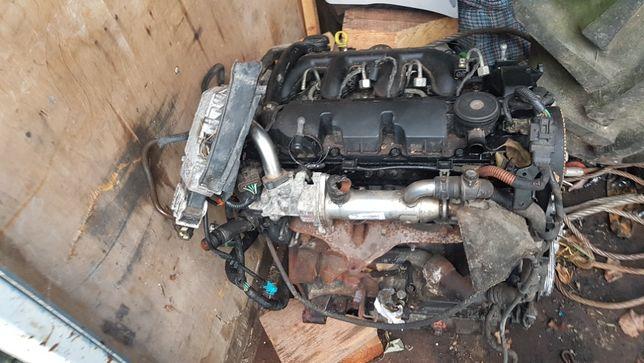 silnik 2.0 tdci 1.6tdci części ford focus mk2 c-max części