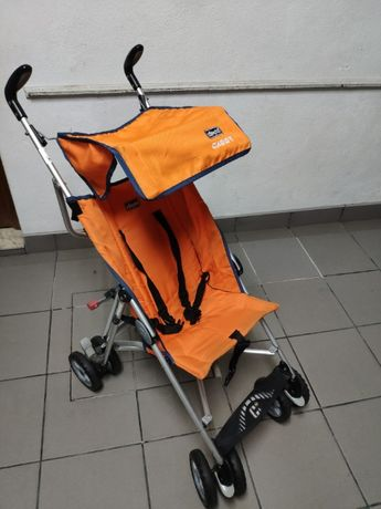 Carrinho de passeio Chicco Caddy + saco de arrumação